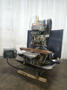 Top Well Tw-96 Top Well Tw-96 Cnc Vertical Mill 10 X 50 03210570003