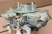 Oem Gm Holley Carb List 3247 1966 Corvette L72 427 425hp Dated 612 Real Deal Wow