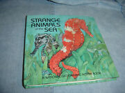 Strange Animals Of The Sea National Geographic Action Book Pop Up Book