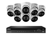 Lorex 16 Channel 4k Nvr Security System 8 Ultra Ip Optical Zoom Camera 30fps