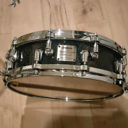F/s Yamaha Asd0544 Maple Custom Absolute Snare Drum 14x4 Made In Japan