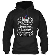 Teespring New Zealand Woman 5 Classic Pullover Hoodie - Poly/cotton Blend