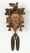 New Genuine Black Forest 8-day Cuckoo Clock 13 Eight Day 811-13 - Great Gift