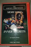 Dai Vernon Inner Card Trilogy Series - Rare And Discontinued Magic Book
