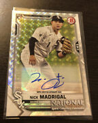 2021 Bowman National Nick Madrigal Rookie One Of One 1/1 Panini Pack
