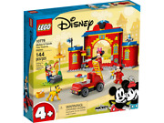 Lego Disney 10776 - Mickey And Friends Fire Truck And Station New - Free Shipping