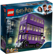 Lego Harry Potter 75957 - The Knight Bus New - Free Shipping