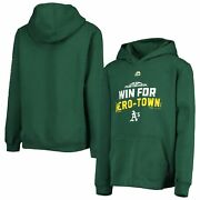 Oakland Athletics Majestic Youth Authentic Collection 2019 Postseason