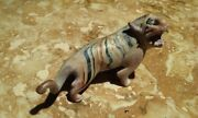 Ancient Chinese Blown Glass Zodiac Tiger