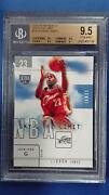 2003-04 Skybox Skyand039s The Limit 16 Lebron James Rookie Rc Bgs 9.5 Aa4-738