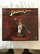 Gentle Giant Indiana Jones Collectable Mini Bust New In Box 132/5000