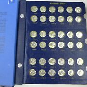 Roosevelt Dime Collection 1946-1982 Pdsandnbsp - Ch Bu And Proof 99 Coins