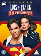 Lois And Clark The New Adventures Of Superman Complete Series 1 2 3 4 Season And