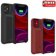 Mophie Juice Pack Access Ultra-slim Wireless Charging Battery Case For Iphone11+