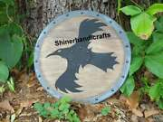 Wooden Crock Shield Viking Shield Roman Replica Best Armour Product 24and039and039
