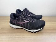 Brooks Ghost 12 Women's Size 7 Shoes Running Athletic Training Purple