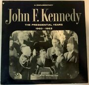 John F. Kennedy The Presidential Years 1960-1963 A Documentary Record Tfm 3127