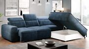 Convertible Sofa Upholstered Couch Designsofa Bed Box Fabric Cosmo L Ottoman