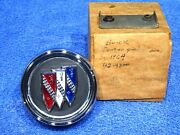 1964 Buick Skylark Grille Ornament And Rear Panel Ornament Nos