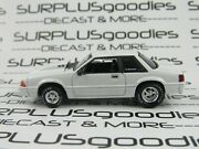 Greenlight 164 Loose White Pearl 1992 Ford Mustang Lx 5.0 Foxbody Drag Racer