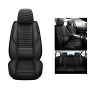 Car Seat Covers Leather Wateproof Accessories Fit For Bmw X5 X3 X6 X1 328i