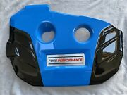 Focus Rs Mk3 Engine Cover Professionally Painted Genuine Ford Part