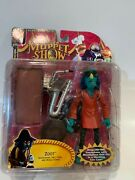 The Muppet Show Zoot W/ Red Shirt Electric Mayhem Sax Player By Palisades Toys