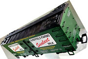 Charles Ro Usa Trains Sealtest Billboard Refrigerator Car G Scale Excellent 1984