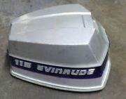 Johnson Evinrude Motor Cover 1975 115 Hp Outboard Oem 0279733