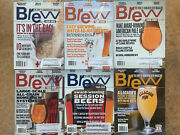 Brew Your Own Lot Of 6 Magazines Beer Home Brew