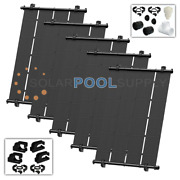 Heliocol Solar Pool Heating System Diy Kit - 190 Square Feet - 5-4and039x9.5and039