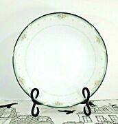 Noritake China Greenbrier 9 1/4 Round Open Vegetable Serving Bowl 4101 Mint