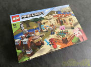 Lego The Illager Raid Minecraft 21160 Brand New Unopened From Japan