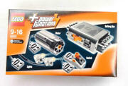Lego 8293 - Technic Power Functions Motor Set Unopened From Japan Good Condition