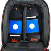 Leica Surveying Replacement Twin Targets For Twin Target Pole