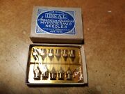 Vintage Box 11 New Old Stock Ideal American Stainless Hypodermic Needles W/ Box