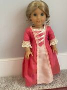 Retired Early 2000s Elizabeth Cole American Girl Doll--gently Used