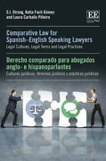 Comparative Law For Spanishenglish Speaking Lawyers Legal Cultures, Legal...