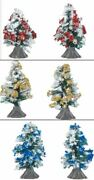 Marklin Z Scale Christmas Trees Six 6 Decorated Trees New Usa Dealer