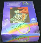 The Wizard Of Oz Collector Cards Trading Card Box By Duocards - Sealed