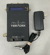 Teradek Bolt Pro 2000 Rx Wireless Hdmi Video Receiver With Power Cable