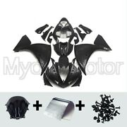 Motorcycle Carbon Effect Abs Fairings Kit Fit For Yamaha Yzf R1 2009 2010 2011