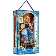 Official Disney Store Alice In Wonderland Mary Blair Limited Edition Doll