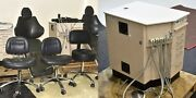 Dexta Mk5ce Dental Exam Chairs Operatory Set-up Package - Low Price 120v