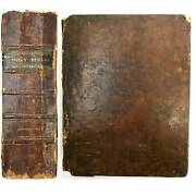 Antique Holy Bible 1816 2nd Edition Stereotyped By John Holbrook Leather Hc
