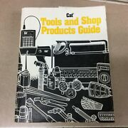 Cat Caterpillar Tools And Shop Products Guide Manual Service Book 1997 Neng2500-02