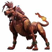 Final Fantasy Vii Advent Children Play Arts Kai Red Xiii Pvc Painted Action