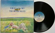 Best Of Moody Blues Voices In The Sky 1985 Vinyl Lp Justin Hayward And John Lodge