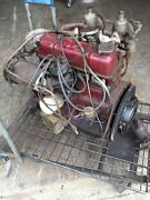 Triumph Spitfire 1969 Andbull Barn Find Andbull Complete Engine Assembly. Runs With Video