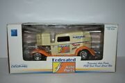 Ertl Collectibles Federated Auto Parts 1932 Ford Panel Street Rod 125 2006 Mib